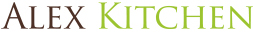 Alex Kitchen Heide Logo