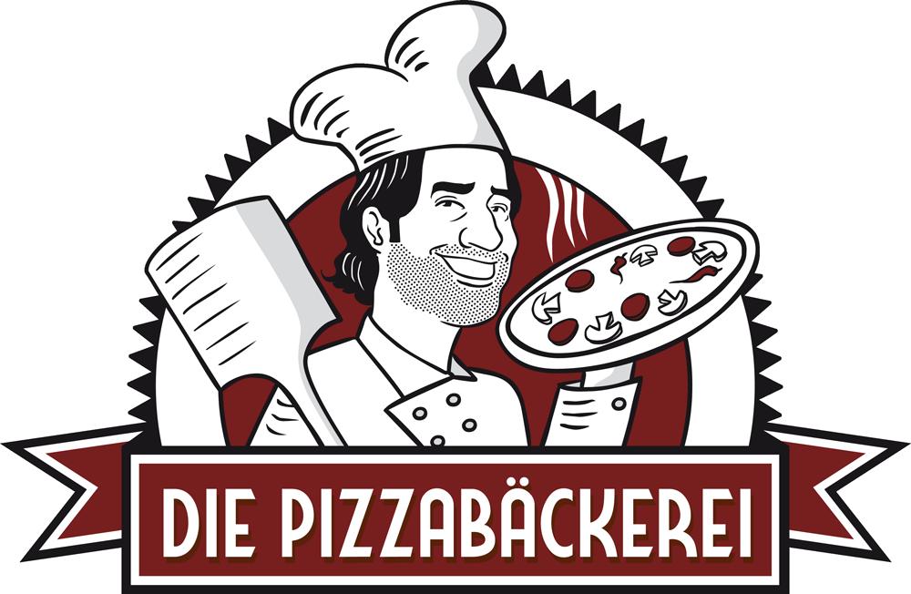 Die Pizzabaeckerei Logo