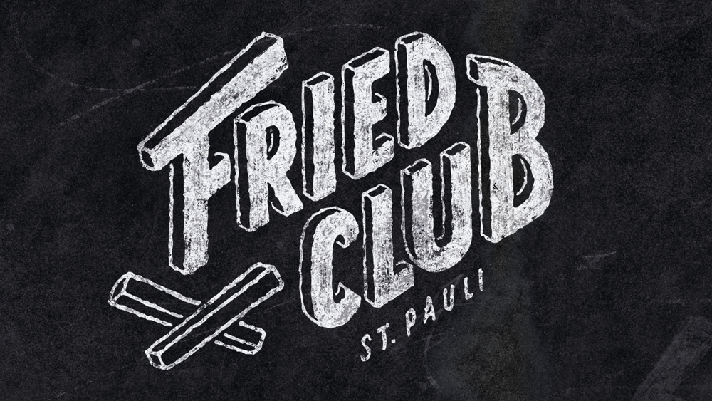 Fried Club Logo