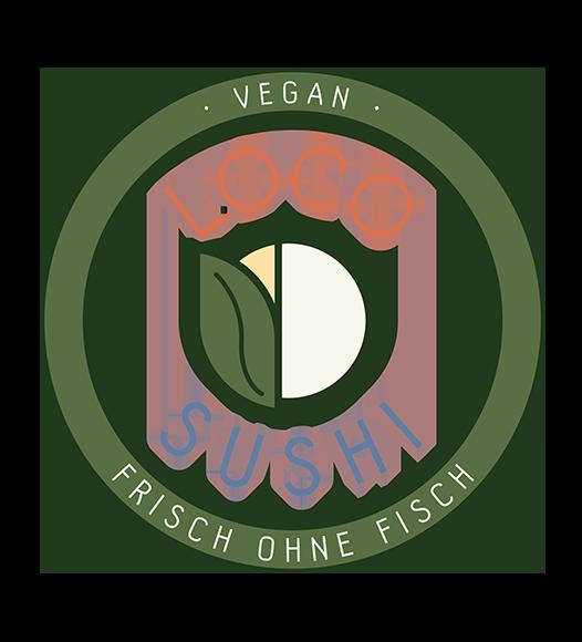 Loco Sushi Logo
