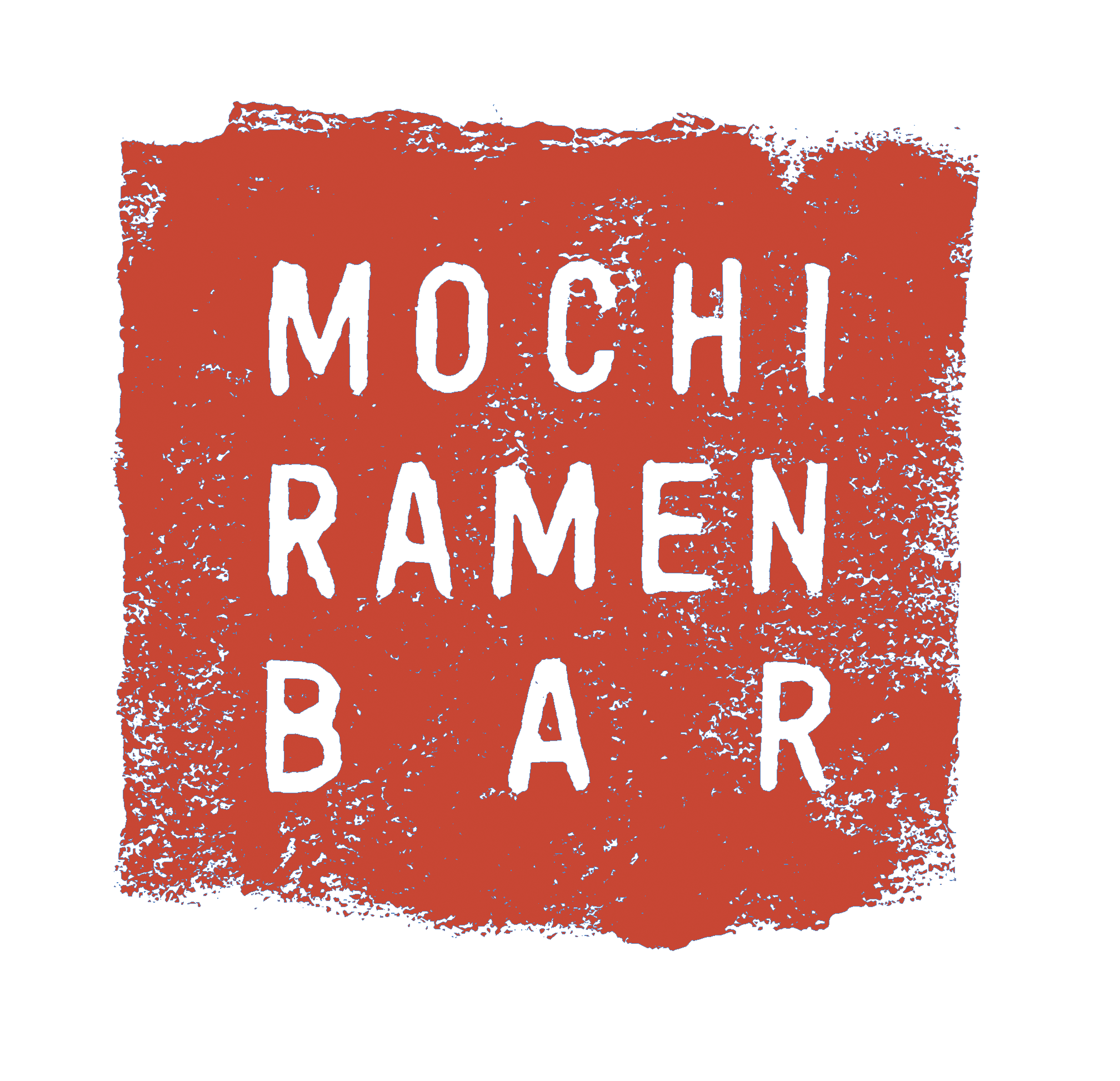 Mochi Ramen Bar Shop Logo