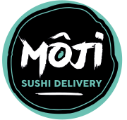 Moji Sushi Delivery Logo