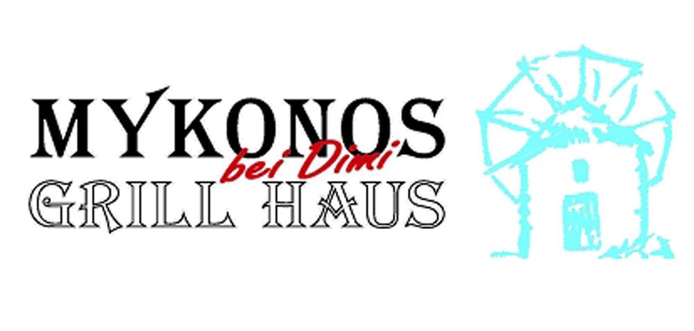 Mykonos Grill Logo