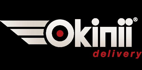 Okinii Sushi & Grill Logo