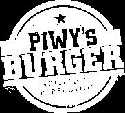 Piwy's Burger Logo