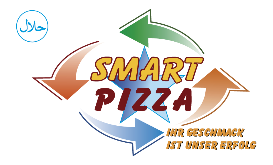 Smart Pizza Logo