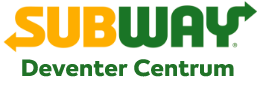 Subway Deventer Centrum Logo