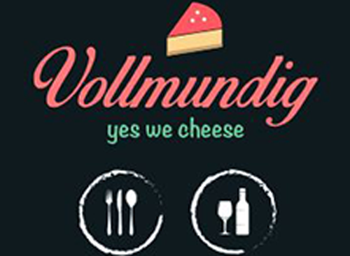 Vollmundig Cheese Logo